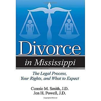Divorce dans le Mississippi: le processus juridique, vos droits et à quoi s'attendre