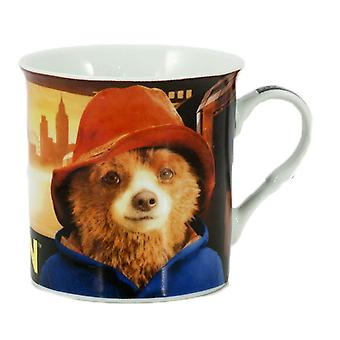 Paddington Bear film Londen skyline mok