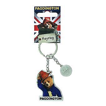 Paddington Movie Character Keyring
