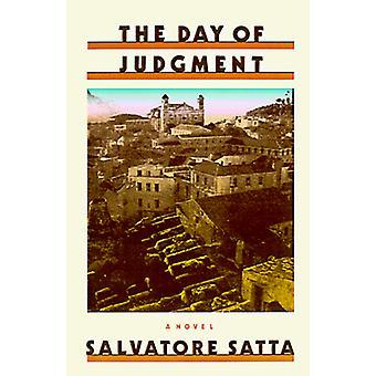 DAY OF JUDGEMENT by Salvatore Satta - 9780374526603 Book