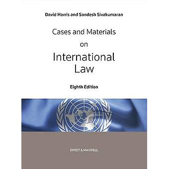 Cases and Materials on International Law (8th Revised edition) by Pau
