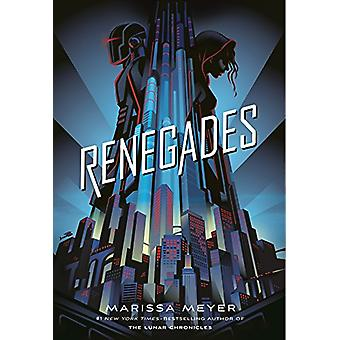 Renegades by Marissa Meyer - 9781432846800 Book