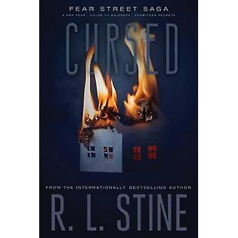 Cursed - A New Fear; House of Whispers; Forbidden Secrets by R L Stine