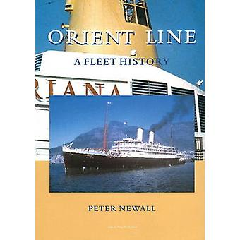 Orient Line by Peter Newell - 9781901703467 Book