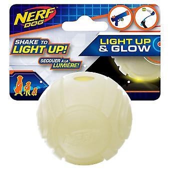 Nerf Dog LED Glow Sonic Ball