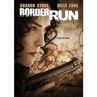 USA 輸入の国境の実行 [DVD]