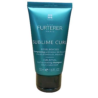Rene Furterer sublieme krul activeren shampoo 1,6 OZ