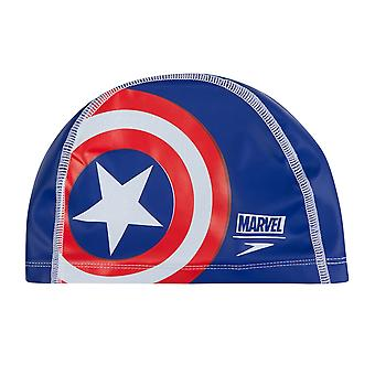 Wydrukowano Marvel Captain America Junior Pace Cap