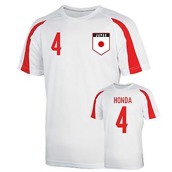 Japan Sports Training Jersey (Honda 4)-Kids