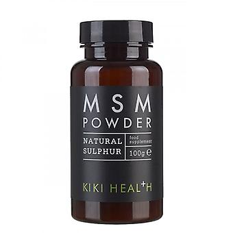 KIKI Health MSM Powder 100g