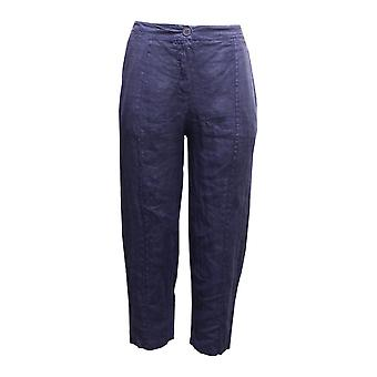 Eden Rock Navy Trouser  16122B