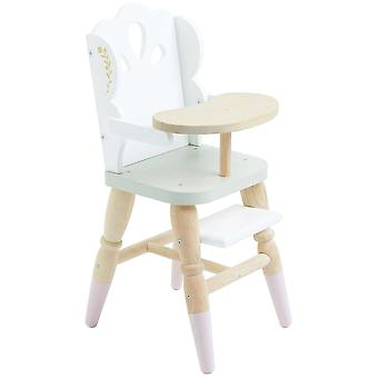 Le Toy Van Honeybake Play Doll High Chair