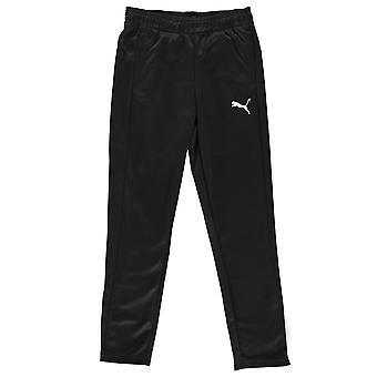 Puma kinderen Tapered track broek trainingspak bodems sport joggers Junior jongens