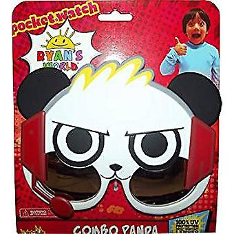 Costumes de fête - Sun-Staches - RyanToysReview Combo Panda New sg3528