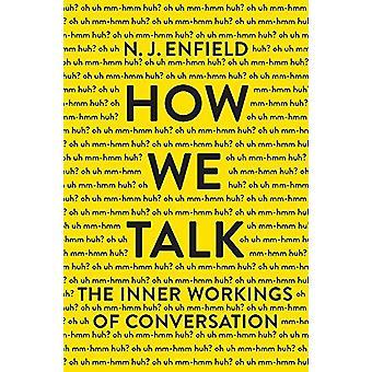 Hur vi talar av NJ Enfield - 9780465059942 bok