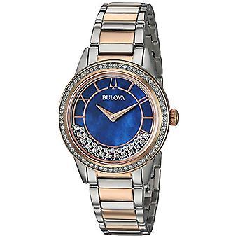 Bulova Horloge Femme Réf. 98L261 98L261