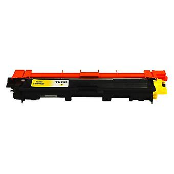 TN-255 Yellow Premium Generic Toner Cartridge