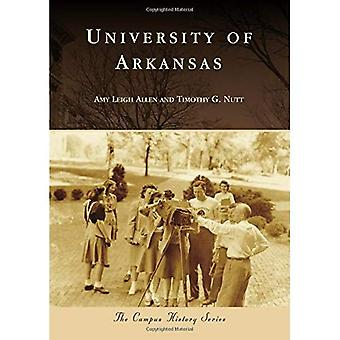 University of Arkansas (Campus History)