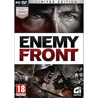 Enemy Front Limited Edition (PC DVD) - Ny