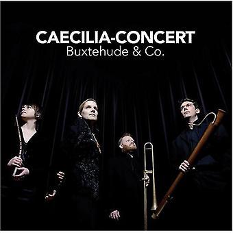 Caecilia-Concert - Caecilia-Concert Plays Buxtehude & Co. [CD] USA import