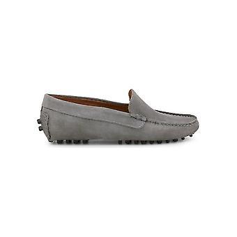 Made in Italia - Shoes - Moccasins - FOTOROMANZA_CAM_GRIGIO - Women - gray - 39