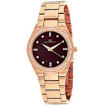 Oceanaut Women's Athena Brown mother of pearl Dial Watch - OC0256