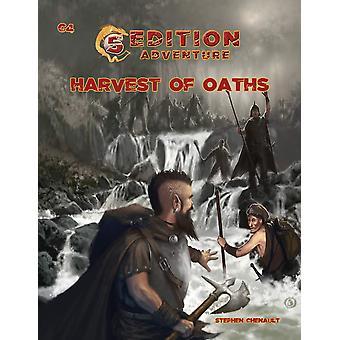 5th Edition Adventures C4 høst af Oaths