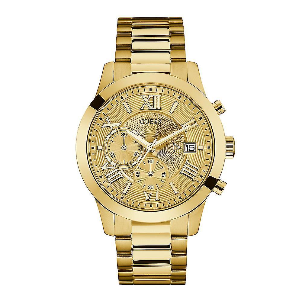 Guess Atlas W0668G4 Men's Watch Chronograph