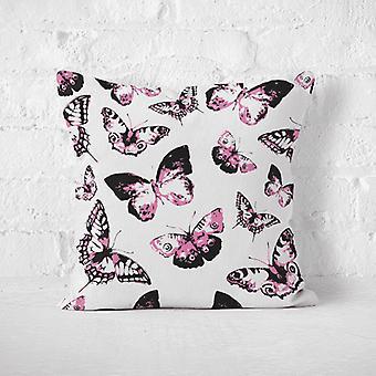 Meesoz Cushion - Grunge Butterflies II