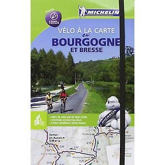 Velo   la carte en Bourgogne et Bresse by Michelin
