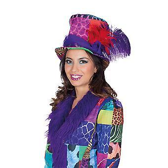 Multi patch hattu tarvikkeet sirkustirehtööri Halloween Carnival