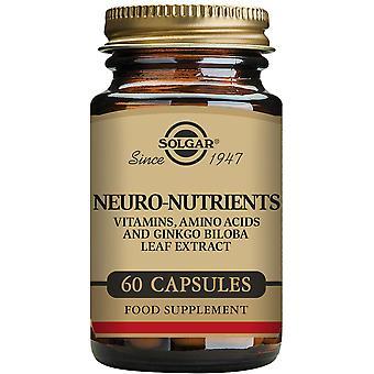 Solgar Neuro Nutrients 30 Kapseln