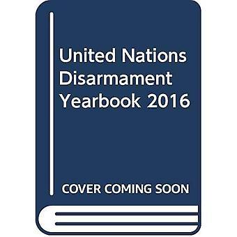 L'annuaire des Nations Unies sur le désarmement