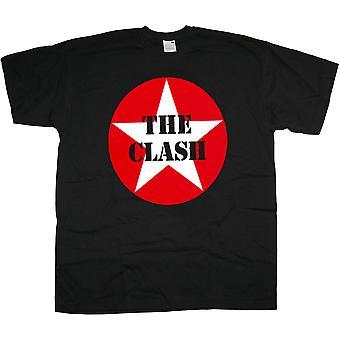 The Clash Joe Strummer Logo Offizielles T-Shirt