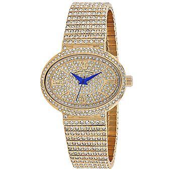 Christian Van Sant Mujeres's reloj de marcación de oro rosa - CV0252