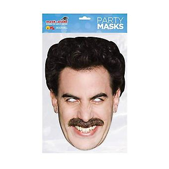 Borat Celebrity Face Mask