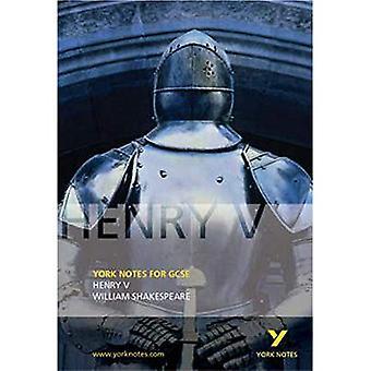 York Notes on  Henry V  (York Notes)