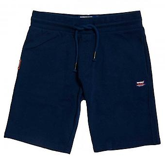 Superdry Dry Originals Jogging Shorts Navy GVX
