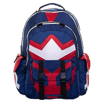 Backpack - My Hero Academia - All Might Inspired Licensed - bp4t7zmha