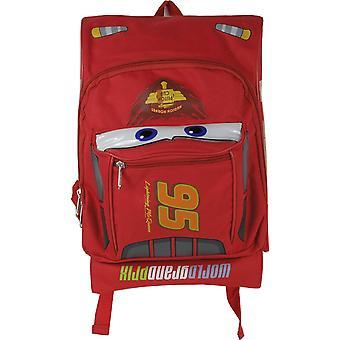 حقيبة ظهر مصغرة - ديزني - سيارات 2 - البرق ماكوين 10 & quot; حقيبة المدرسة الجديدة 603687