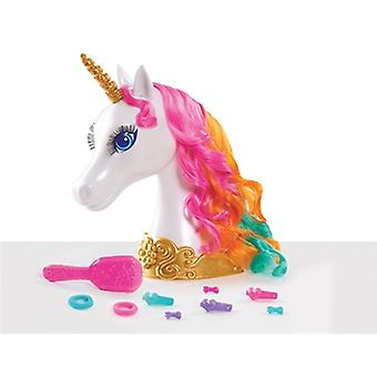 Barbie Dreamtopia Unicorn Styling Head 10 PCs
