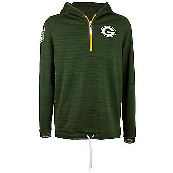 New Era Nfl Green Bay Packers Engineered Fit Half Zip Hood New Era Nfl Green Bay Packers Engineered Fit Half Zip Hood New Era Nfl Green Bay Packers Engineered Fit Half Zip Hood New Era
