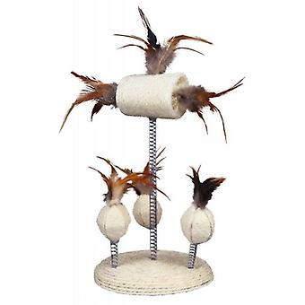 Trixie Stand_Sisal Toy On Docks 15X30 Cm (Cats , Toys , Plush & Feather Toys)