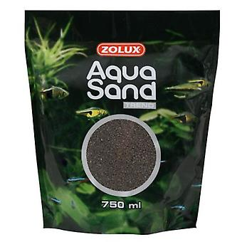 Zolux Aquasand Brown Caviar for Aquariums (Fish , Decoration , Gravel & sand)