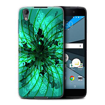 STUFF4 Case/Cover for BlackBerry Neon/DTEK50/Spiral/Symmetry Pattern