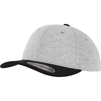 Flexfit By Yupoong Double Jersey 2 Tone Cap
