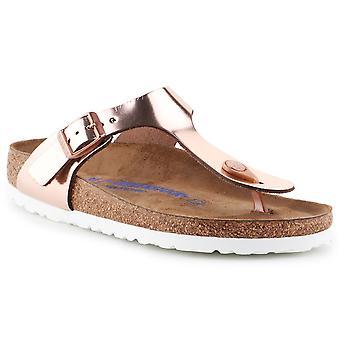 Birkenstock Gizeh BS 1005049 yleinen kesä naisten kengät
