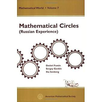 Mathematical Circles (Russian Experience)