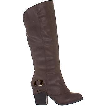 American Rag Womens Emilee Fabric Almond Toe Knee High Fashion Boots