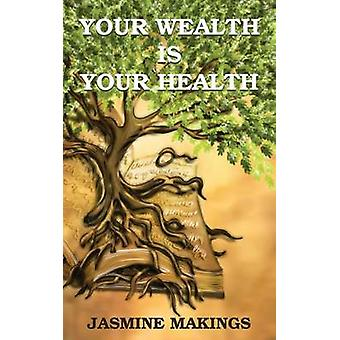 Your Wealth is your Health Vibrant health naturally by Makings & Jasmine